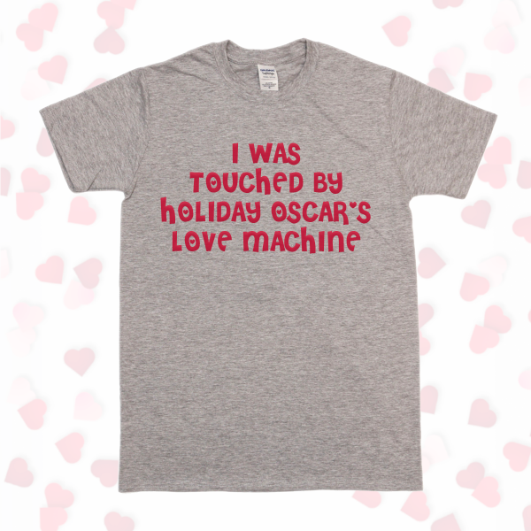 Touched-by-HO-T-Shirt